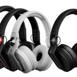 Pioneer HDJ700 headphones