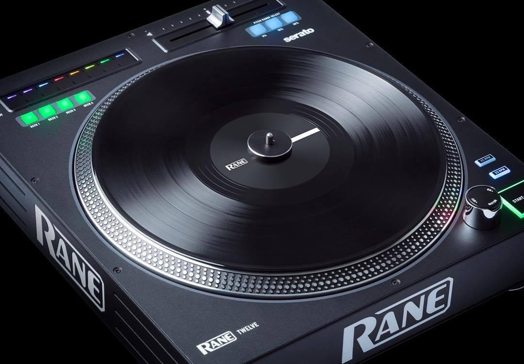 Rane Twelve Digital Turntable For Serato Westend Dj Blog