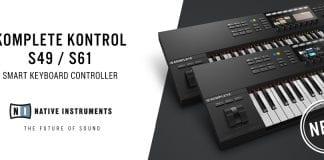 KOMPLETE KONTROL S49mk2 S61mk2