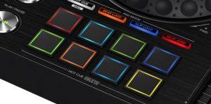 Pioneer XDJ-RX2 pads