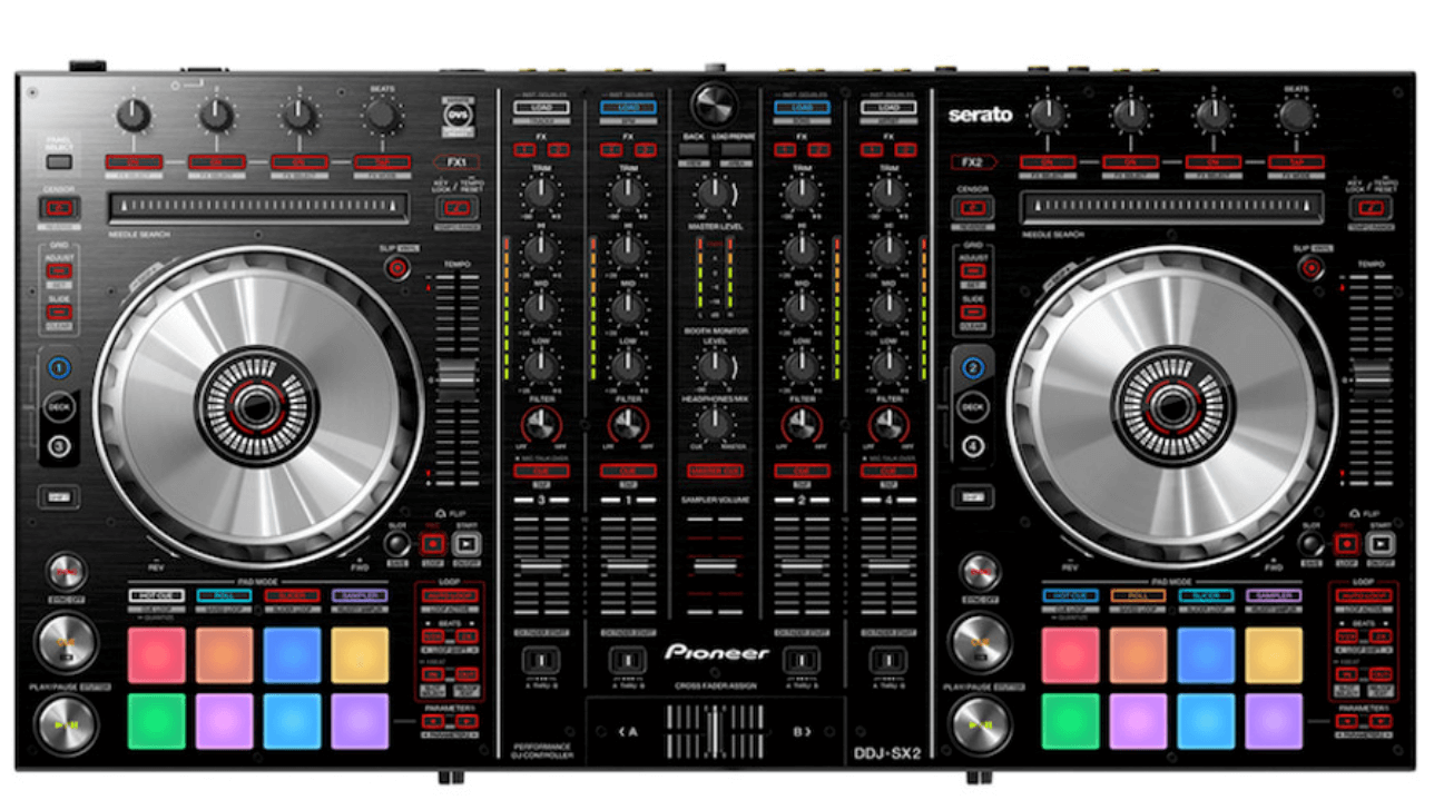 Pioneer Ddj Sx3 New Features Within Westend Dj Blog