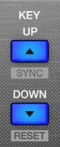 Pioneer-DDJ-SX3-Key-sync