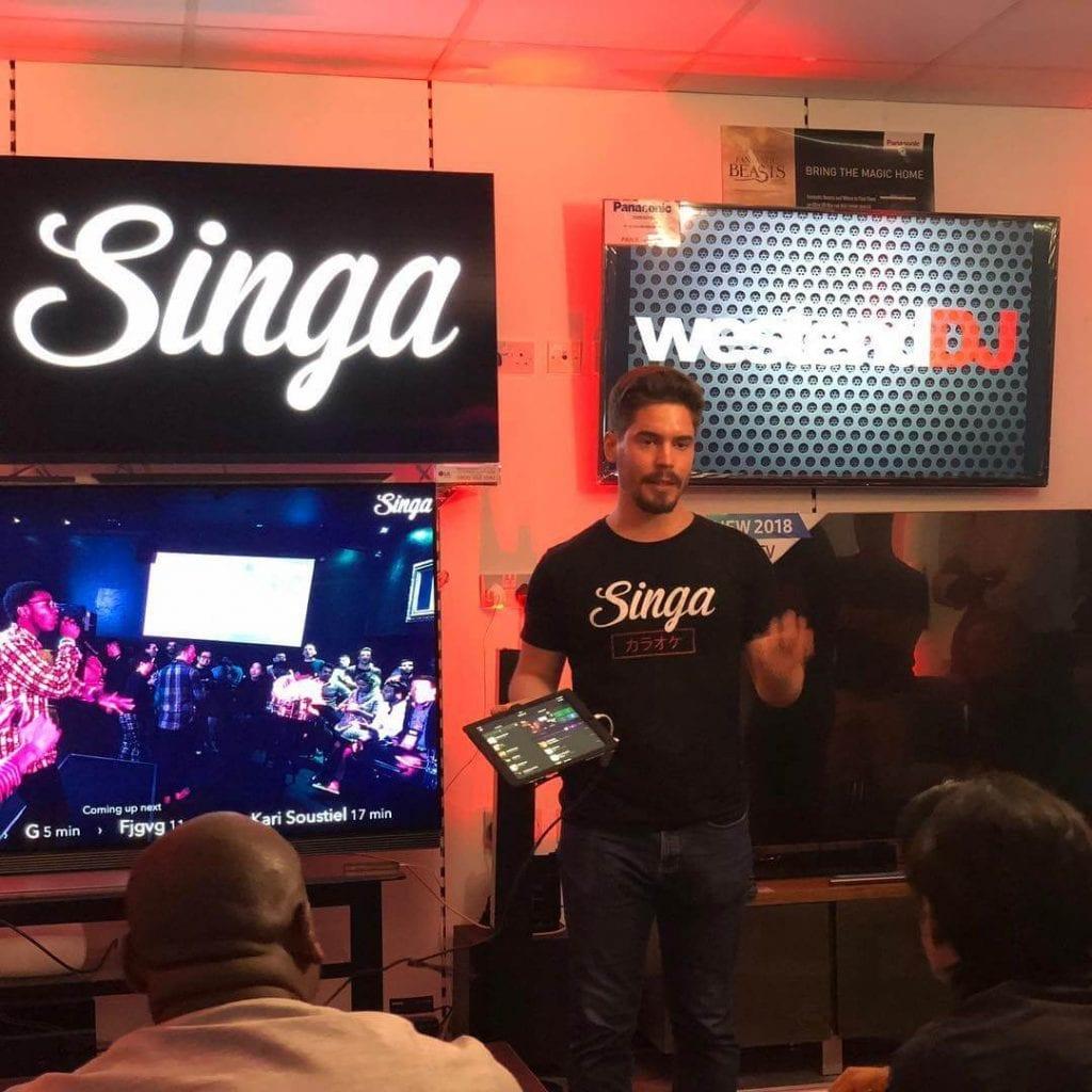 Singa Karaoke and West End DJ