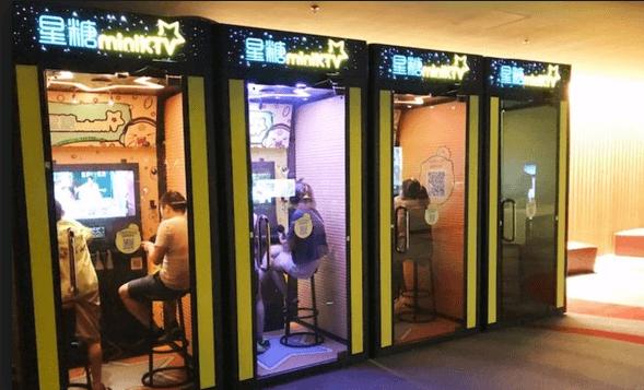 Karaoke Booth Asia