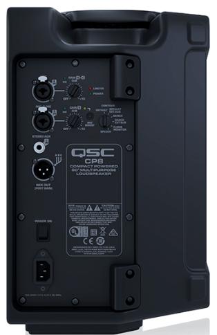 QSC CP8