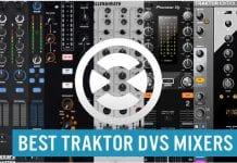 best mixers for traktor Pro 3