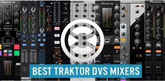 best mixers for traktor Pro 3