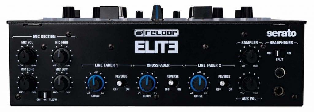 Reloop Elite Front