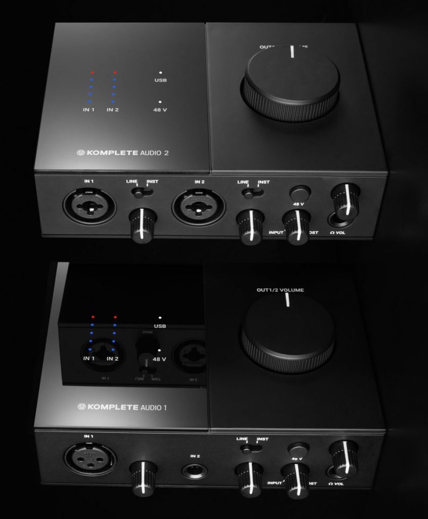 Komplete Audio Interfaces