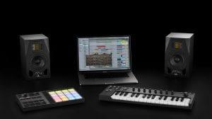 Komplete Kontrol Keyboard M32 Setup