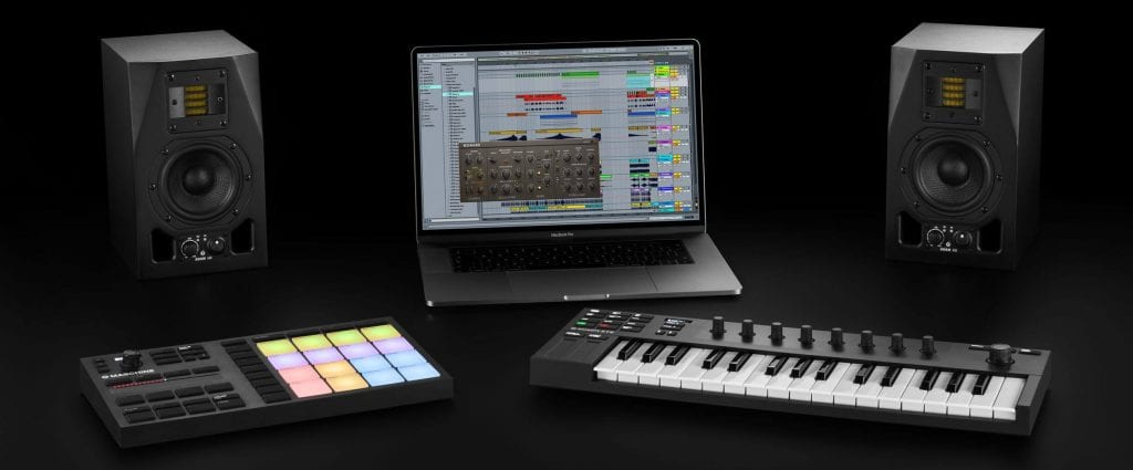 Komplete Kontrol Keyboard M32