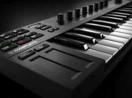Kontrol M32 Dual Touch Strips