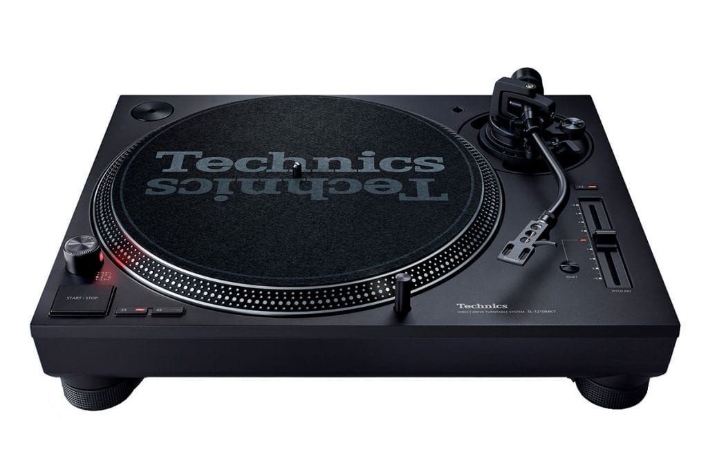 SL1210 MK7 Best DJ Turntable 2019
