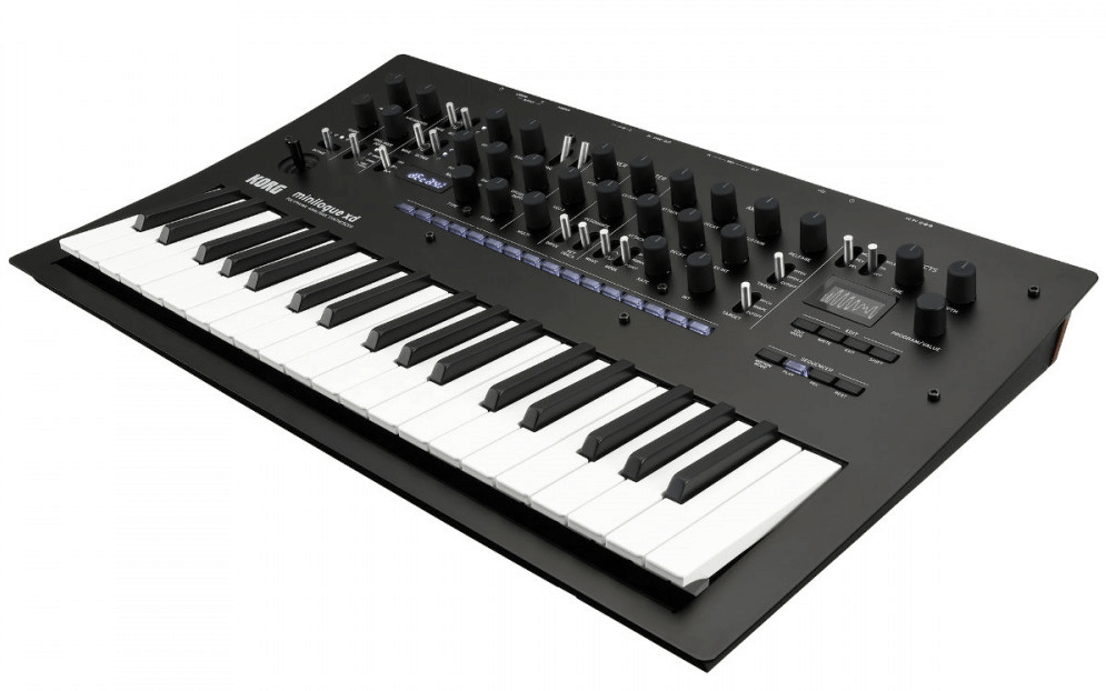 Korg Minilogue XD announced at NAMM 2019