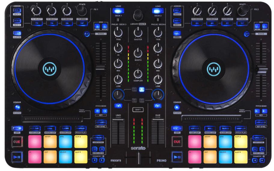 Mixars Primo for Serato DJ Pro