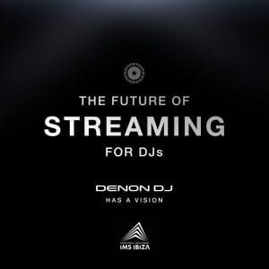 Denon DJ Prime Streaming