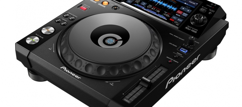 Pioneer DJ XDJ-1000 – the beginning of the end for the CDJ?